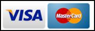 Visacard und Mastercard